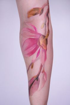 Amanda Wachob tattoo (in NYC)