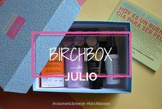 BIRCHBOX Julio 2015 ¡Summer Fun!