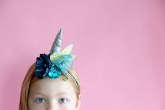 DIY Unicorn Headband | eHow