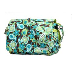 Ju Ju Be Be All Messenger Diaper Bag JJB1052,    #Ju-Ju-Be-JJB1052