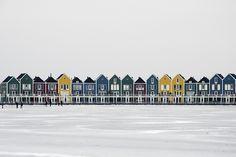 Winter in Houten by buteijn, via Flickr