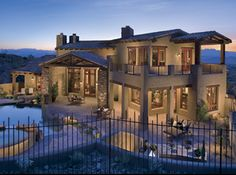 Luxury home in AZ - What a view! From LuxuryHomeMagazineBlog.wordpress.com