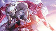 Colossal Titan, Armored Titan & Annie