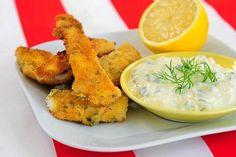 Resepti: Kalapuikot ja tartarkastike