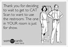 CT tech problems#radiology#hospital humor#