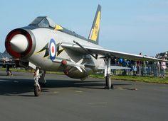 RAF Lightning F6