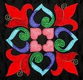 Resultado de imagen de affairs of the heart quilt pattern