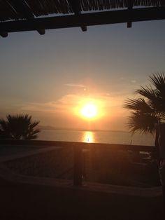#izmir #güneşinbatışı