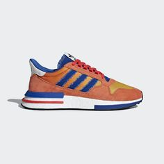 adidas Dragonball Z ZX 500 RM Shoes - Orange  2f27cb415c6e8