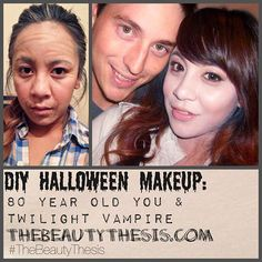 Halloween DIY: Last Minute Halloween Costumes - The Beauty Thesis