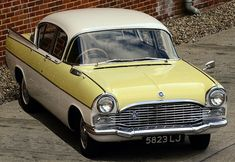 Vauxhall Motors, Classic Cars British, Automobile, Old Things, Trucks, Vehicles, Autos, Car, Truck