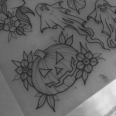 Picture result for neo traditional halloween tattoo Picture result … - Famous Last Words Future Tattoos, Love Tattoos, Beautiful Tattoos, Traditional Tattoo Halloween, Neo Traditional Tattoo, Neo Tattoo, Gothic Tattoo, Tattoo Art, Tattoo Sketches
