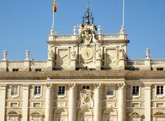 Palacio Real Madrid España