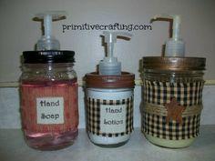 DIY Mason Jar Soap Pump/ Lotion Pump!