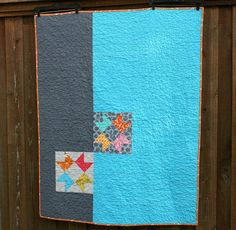 April do. Good Stitches Heal circle by QuiltsByEmily, Quilt Back Big Block Quilts, Lap Quilts, Scrappy Quilts, Quilt Blocks, Backing A Quilt, Quilt Border, Quilting Projects, Quilting Designs, Sewing Projects