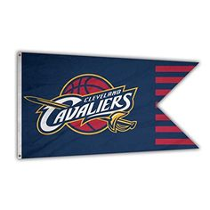 2ca5d02aff0 NBA Cleveland Cavaliers Basketball Team Logo Flag Banner Indoor Outdoor  35.4x60.2 Inches
