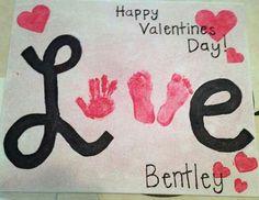 Cute Valentine's day craft!!!