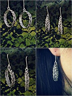 Filigree Jewelry, Silver Filigree, Handmade Silver, Crochet Earrings, Charms, Drop Earrings, Facebook, Handmade Sterling Silver, Chandelier Earrings