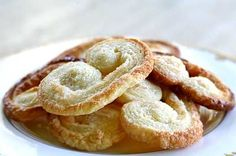 Palmiers. Easy and delicious!