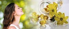 El aceite de Onagra: Usos contra el acne y en favor de la fertilidad. Propiedades y efectos secundarios.