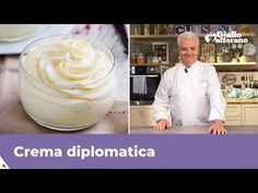 Diplomat cream is a combination of pastry cream and whipped cream: Italian Pastry Master Iginio Massari teach us the technique of this basic preparation of I. Oreo Pudding, Tapioca Pudding, Pudding Recipes, Cap Cake, Online Cookbook, Beautiful Fruits, Sweets Cake, Food Website, Quick Easy Meals