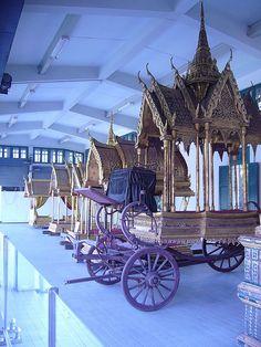 Royal Carriage - Dusit Palace Bangkok | Flickr - Photo Sharing!