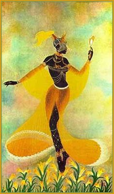 African Goddess of Love | ... love and money. Oshun is one of the few native African Goddesses whose