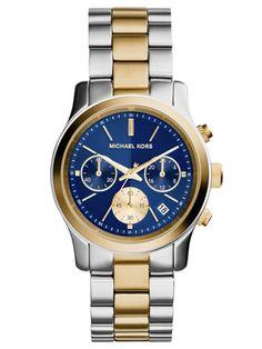 61078f7503cb1 Relógio MICHAEL KORS RUNWAY