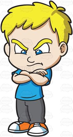 A mad and angry boy Angry Cartoon, Cartoon Boy, Cartoon People, Cartoon Faces, Cartoon Characters, Fantasy Character, Character Drawing, Character Design, Boy Cartoon Drawing
