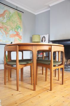 Meredew Dining Chairs :: Items are in great vintage condition ...