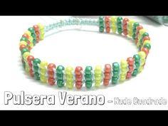 # DIY -Pulsera de verano -# DIY-easy summer bracelet - YouTube