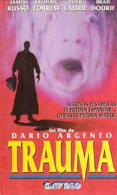 El señor de los bloguiños: Trauma (1993) de Dario Argento