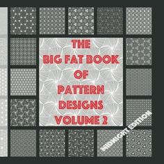 Check out this book on @booklaunch_io https://booklaunch.io/globaldoodlegems/thebigfatbookofpatterndesignsmidnightedition2