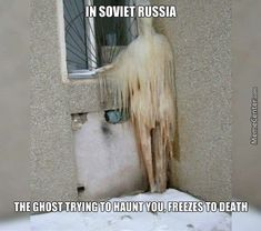 Soviet Russia Ghost