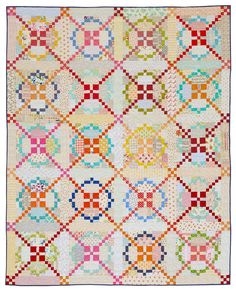 Tone It Down by Lissa Alexander for the APQ Quilt Along.
