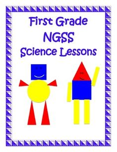 1st First Grade Bundle 15 Science Lessons NGSS AlignedThis is a set of 15 lessons for first graders directly aligned to the national Next…