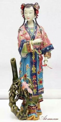 41ba6d269 Chinese figurine. China Furniture & Arts · Chinese Porcelain Dolls