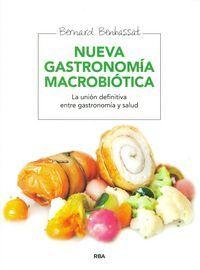 Nueva gastronomía macrobiótica acaba con el mito de que la dieta macrobiótica es aburrida y que sacrifica los sabores y el placer en beneficio de la salud. El chef Bernard Benbassat nos demuestra en esta obra que el arte culinario no está reñido con el valor nutricional, pues asocia el modo  alimentario macrobiótico al placer de comer en todos los sentidos. http://www.imosver.com/es/libro/nueva-gastronomia-macrobiotica_9970017234