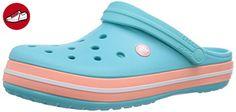 Crocs Band, Unisex-Erwachsene Clogs, Blau (Pool), 43/44 EU - Crocs schuhe (*Partner-Link)