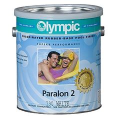 296GL Olympic Paralon 2 Chlorinated Rubber Base Enamel Gallon Blue Mist RMG4H4E54 E4R46T32516524 -- You can get more details by clicking on the image.