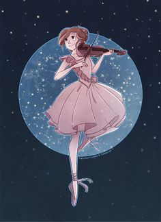 Lindsey Stirling - Shatter Me by TwilightSaphir.deviantart.com on @deviantART