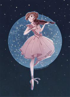 Lindsey Stirling - Shatter Me by TwilightSaphir.deviantart.com on @deviantART