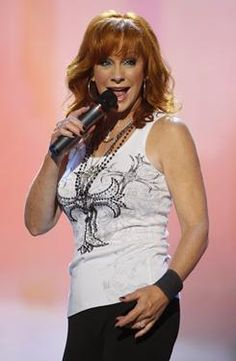 Reba McEntire - Country Music would be nothing without her!!!