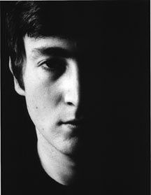 John Lennon photo by Astrid Kirchherr