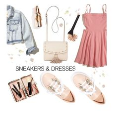 """""""Untitled #562"""" by janicevc on Polyvore featuring Hollister Co., Steve Madden, Carven and Bobbi Brown Cosmetics"""