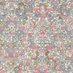 Robert Kaufman - Damask Rose SRK-13992-192 SPRING