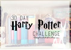 As a part of Harry Potter week here on the blog, I'm sharing my answers to the 30 Day Harry Potter Challenge! Wanna get involved? Tweet me: @Anjali_Kay. http://www.thissplendidshambles.com/2016/07/harry-potter-challenge/
