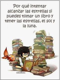 Librerías y Bibliotecas - Frases e imágenes sobre libros , lectura, bibliotecas.... - Comunidad - Google+