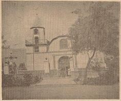 Iglesia del Distrito de Pachia inaugurada en 1870