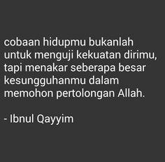 Kutipan Islam - Ibnul Qayyim